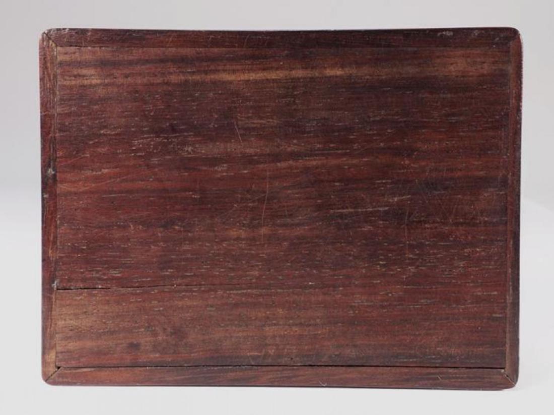 Zitan Wood Box - 4