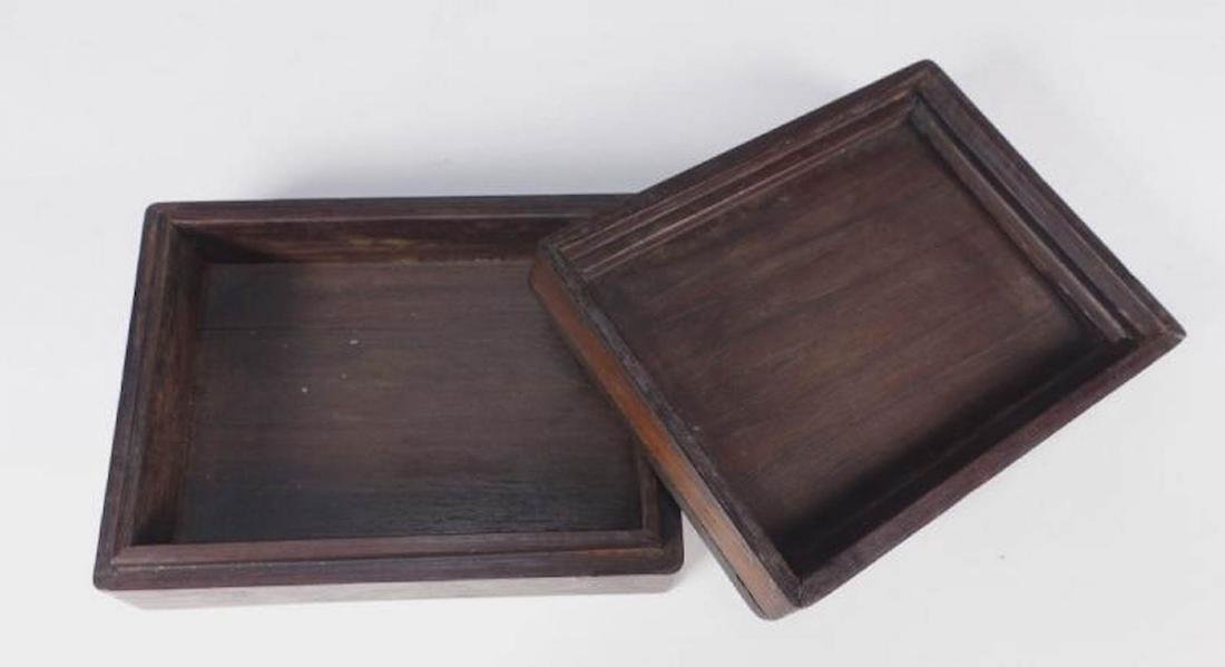 Zitan Wood Box - 5