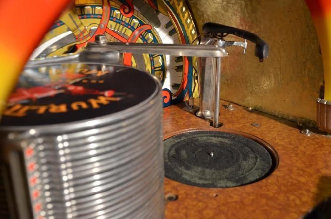 Wurlitzer 1100 Jukebox 24 Tunes - 2