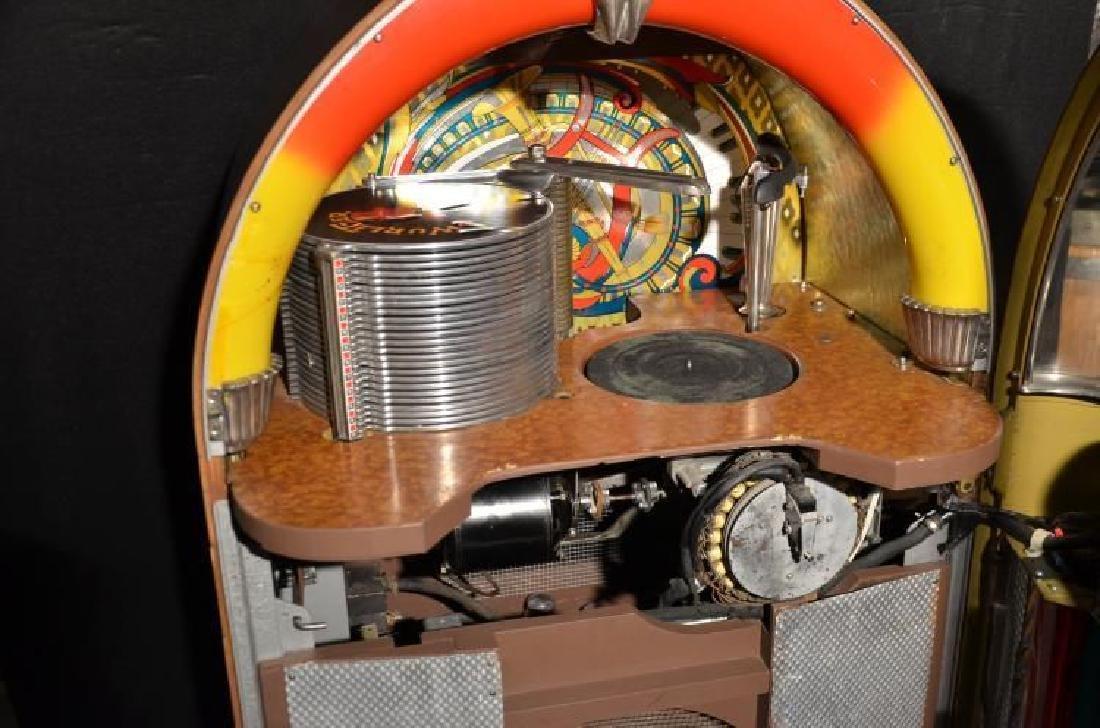 Wurlitzer 1100 Jukebox 24 Tunes - 4