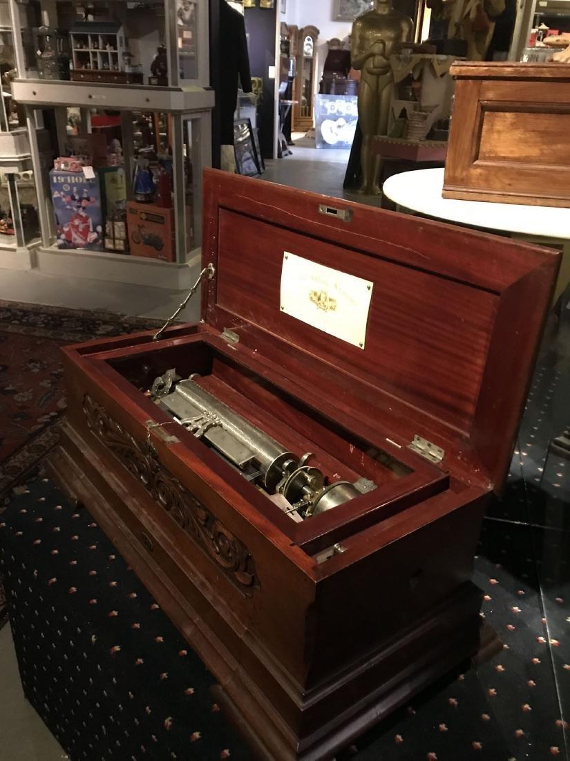 Music Box by Mermod Freres