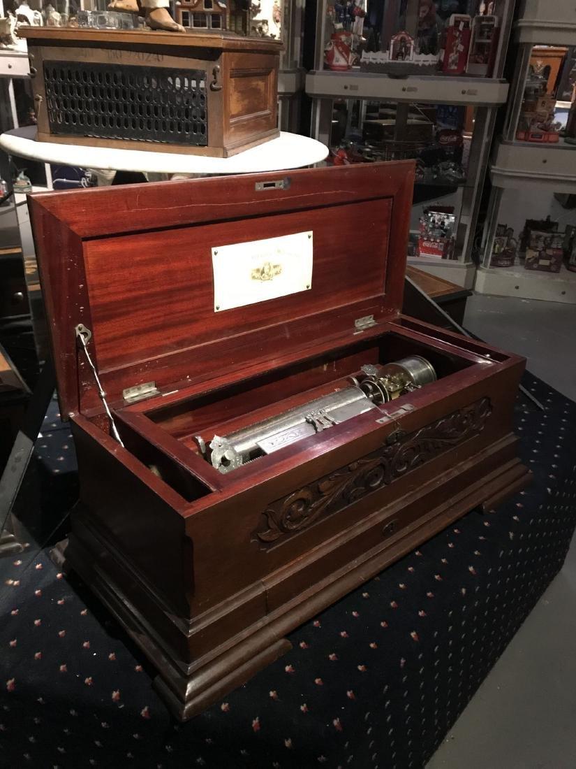 Music Box by Mermod Freres - 2
