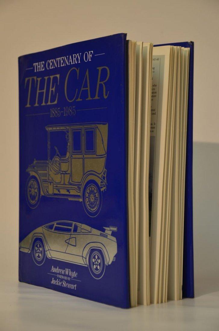 The Centenary Of The Car 1885-1985