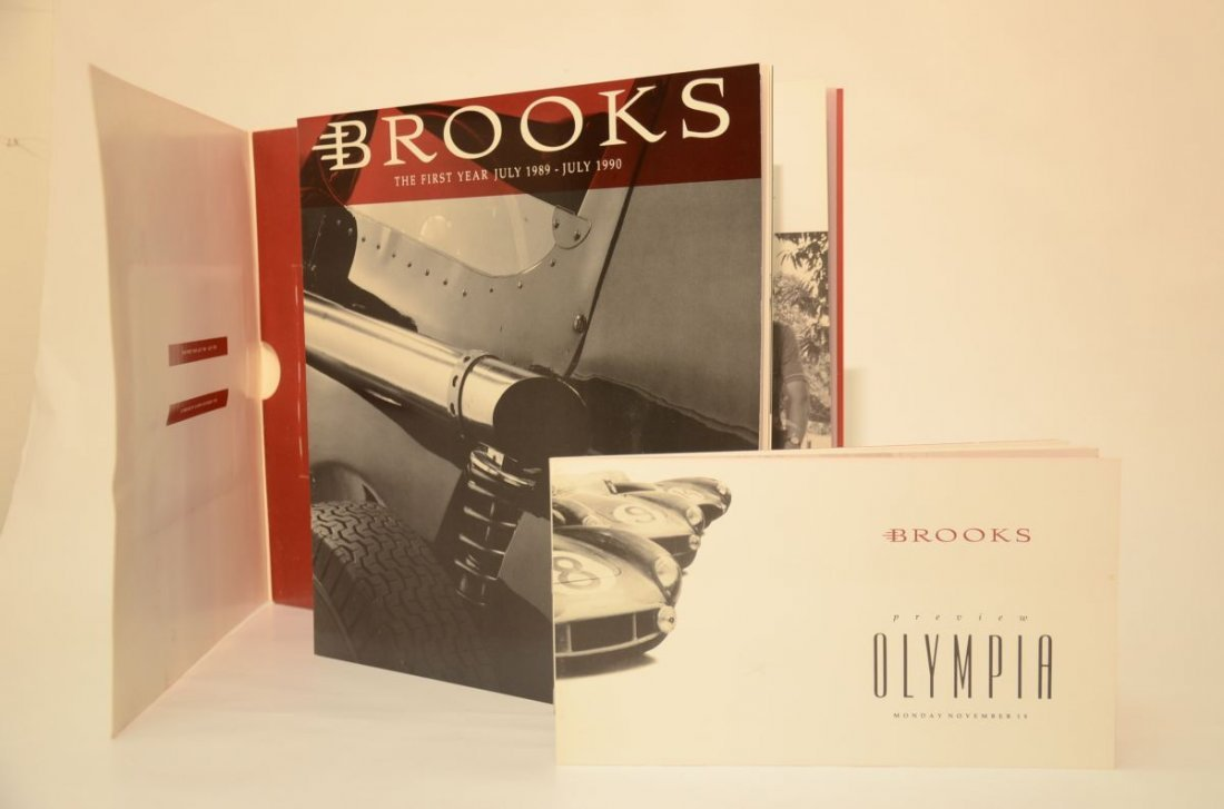Brooks The first year july 1989 - july 1990