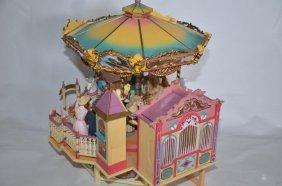 "Enesco Musicbox ""carousel Royale"""