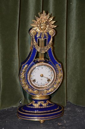 Museum Replica Of The Famous Marie-antoinette-clock