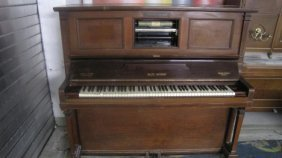 Welte Green Reproducing Piano