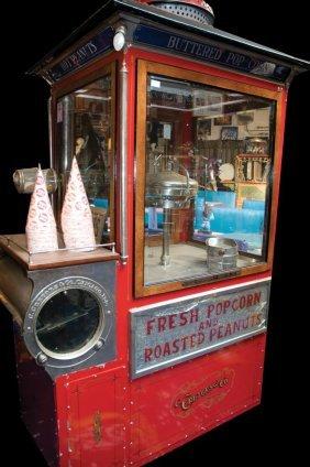 "Popcorn-machine ""fresh Popcorn"""