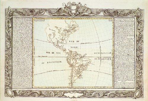 402: Amerika (anonym): Nord- und Südamerika