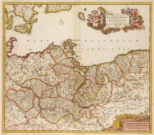 415: Brandenburg und Pommern: Marchionatus Brandenburgi