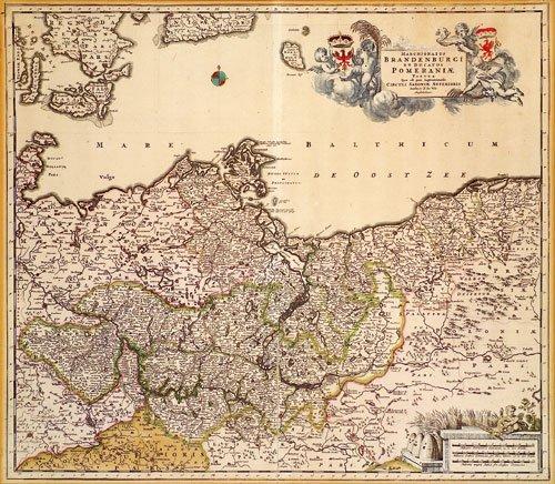 416: Brandenburg und Pommern: Marchionatus Brandenburgi