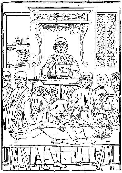 820A: Ketham, Johannes de: Fasciculus medicine