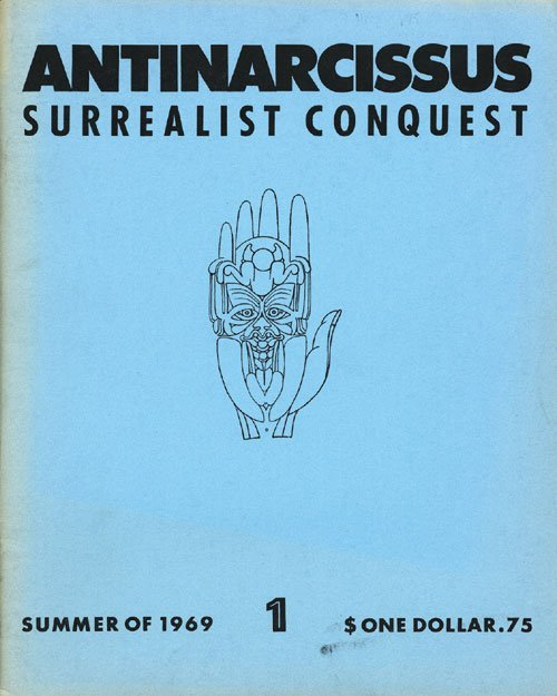3008: Antinarcissus: Surrealist Conquest + Antinarcissu