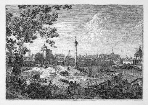 5339: Canaletto, Antonio: Veduta