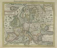 330: Europa (Münster): ein Drittheil der Erden