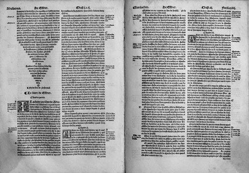 703: Bible Qui est toute la Saincte escripture: Neuchât