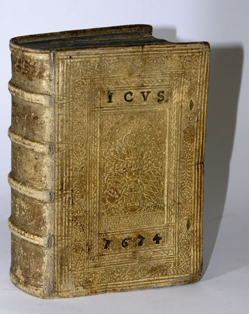 705: Biblia latina: Biblia sacra. Lyon, Antonius Vincen