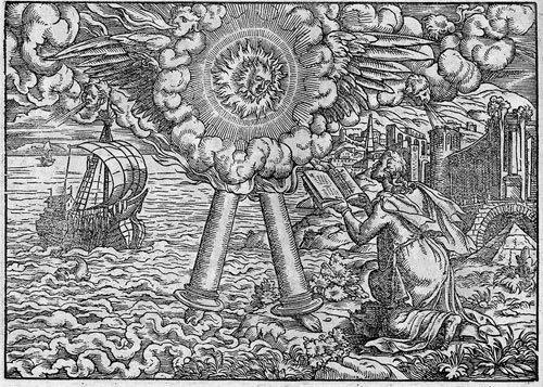 709: Bocksberger, Johann: Neuwe Biblische Figuren + Bei