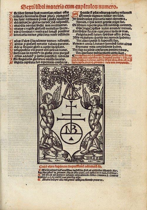 715: Decretalia papae Bonifatii, Clementini et Joannis: