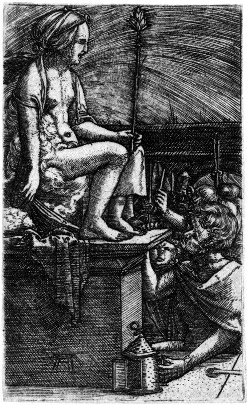 5009: Altdorfer, Albrecht: Die Rache des Zauberers Verg