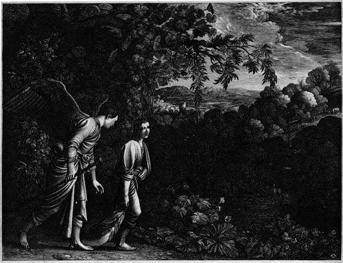 5139: Goudt, Hendrik: Tobias und der Engel