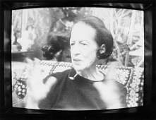 4400: Warhol, Andy/The Factory: Diana Vreeland from Vid