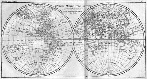 2: Raynal, G. Th.: Atlas de toutes les parties connues