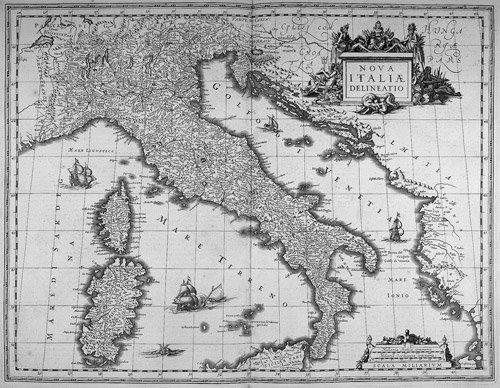 6: Blaeu, Johannes: Toonneel oste nieuwe Altlas. 1635