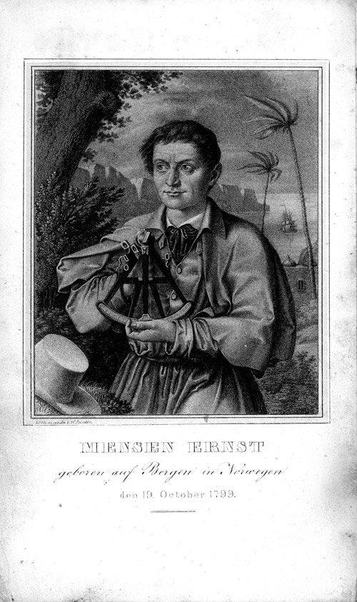 14: Rieck, Gustav: Mensen Ernst's Leben