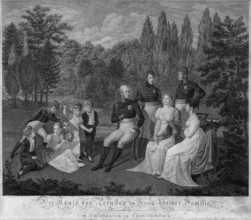 701: Friedrich Wilhelm III.: Der König von Preußen ...