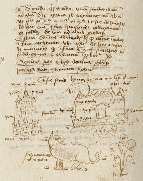 803: Humanistische Sammelhandschrift: Lat. Handschrift