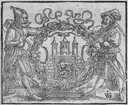 810: Bocer, J.: Fribergum in Misnia