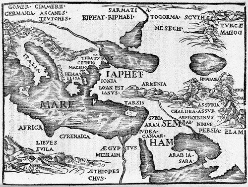 812: Carion, Johannes: Chronica fleissig zusamen gezoge