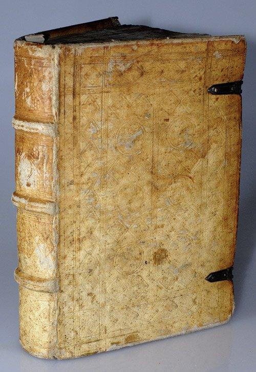 824: Curia Romana: Formularium instrumentorum. Rom, Pla