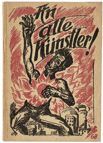3006: An alle Künstler!: Berlin 1919