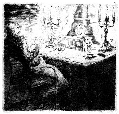 3017: Balzac, Honoré de: Dunkle Geschichten