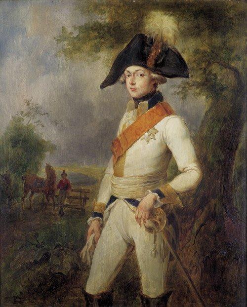 6214: Cunningham, Edward Francis: Bildnis