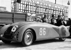4333 Poll Willem van de Bugatti Race Car