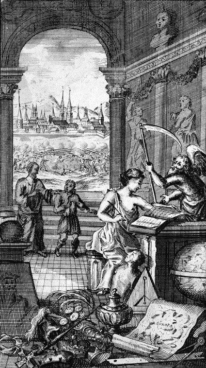 18: Neuburg, Ferdinand: Des Curieusen Hoffmeisters