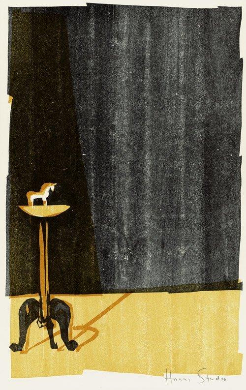 2715: Walser, Robert: Sieben Prosastücke. Ascona 2003