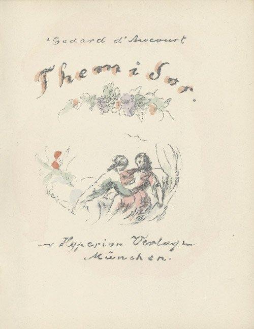 2722: Aucourt, Godard de: Themidor