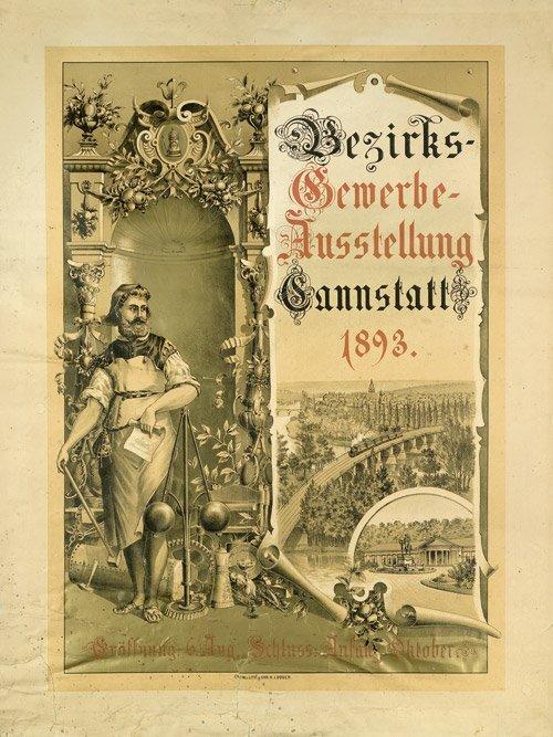 3623: Looser, Christoph Heinrich: Bezirks-Gewerbe-Ausst