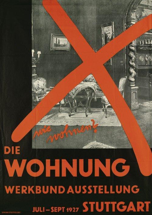 3696: Baumeister, Willi: Die Wohnung. Werkbund Ausstell