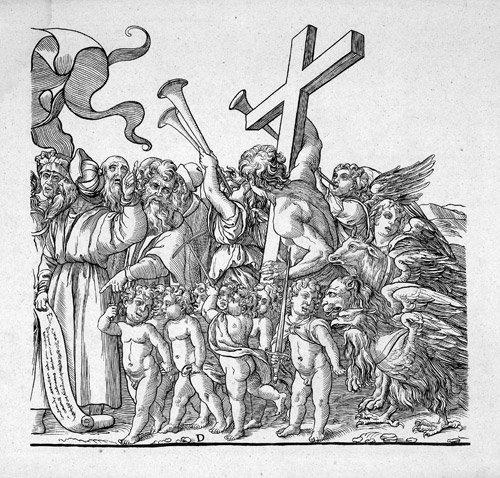 5007: Andreani, Andrea: Der Triumph des Glaubens