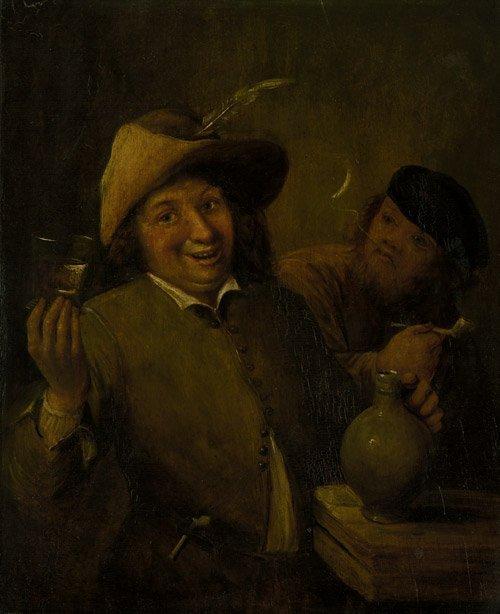 6300: Brouwer, Adrien - Nachfolge: Raucher und Zecher a