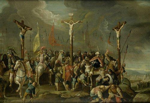 6311: Francken, Frans - Werkstatt: Die Kreuzigung Chris