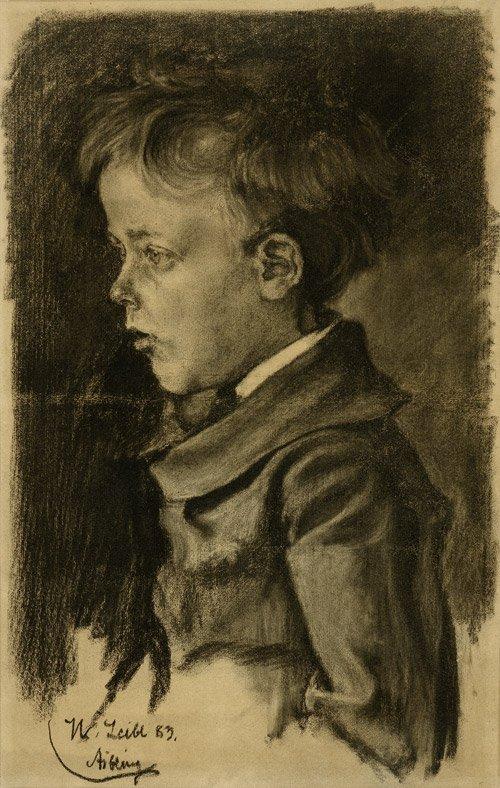 6729: Leibl, Wilhelm: Der Sohn des Dr. Reindl