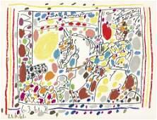 7284: Picasso, Pablo: Le Picador II