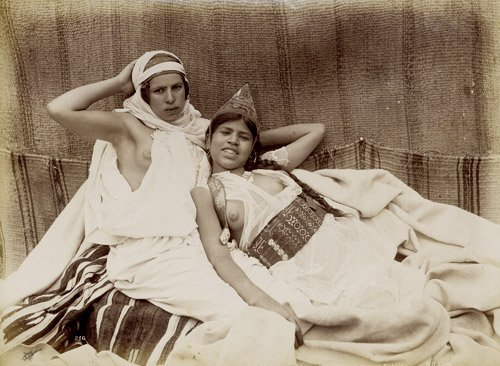 4505: Algeria: Algerian Women