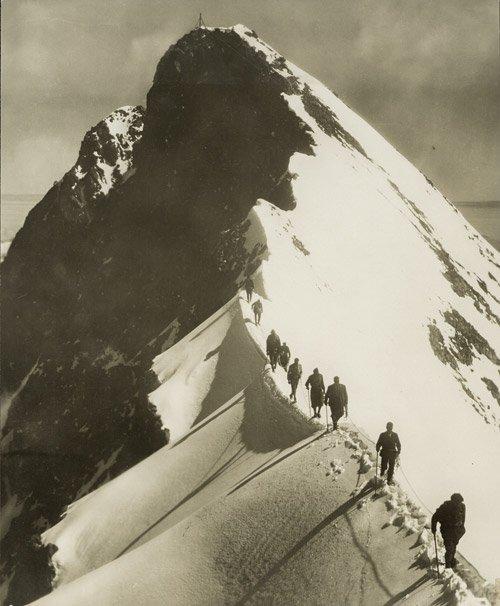 4507: Unknown Photographer: Alpine Views